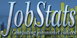 the JobStats homepage (thanks to Paul Sweeny for the new logo)